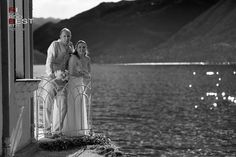 Amazing intimate wedding in Bellagio Lake Como Italy, Lake Como Wedding, Lake Photos, Elopement Ideas, Photo Ideas, Empire, Wedding Photos, Wedding Dresses, Amazing