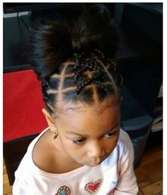 Searching for braids hairstyles for little girls? You have come to the right place. We have compiled 20 fabulous braids hairstyles for little girls. Check them out now! Braided hairstyles for little girls require only one thing that is: pull hair back and away from the face. So children can have their fun time without any fuss. This option features ever beautiful cornrows. Discover more- Braids Hairstyles for Little Girls black, easy, curls.