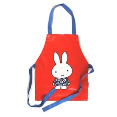 Small Miffy apron by Miffy  http://shop.tate.org.uk