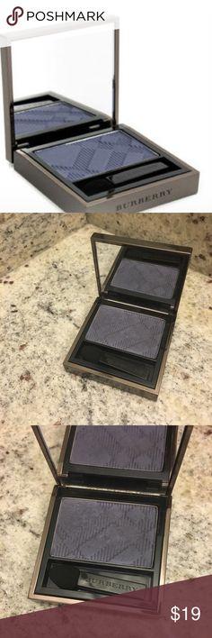 NWOB BURBERRY SHEER EYE SHADOW: LAVENDER 14 BURBERRY SHEER EYE SHADOW: LAVENDER 14.  New but with no box.  2.5 grams Burberry Makeup Eyeshadow