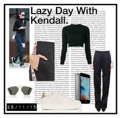 """""""BFF Kenny."""" by marijanes2 ❤ liked on Polyvore featuring Oris, Givenchy, NIKE, DRKSHDW, Smoke x Mirrors, StreetStyle and kendalljenner"""