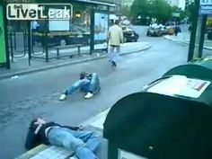 Muslims beat and kick Swedes on the street in broad daylight