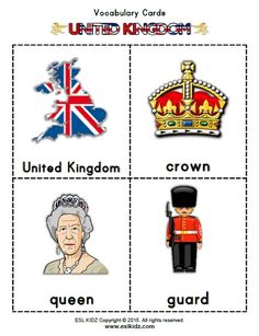 Countries And Flags, Queen Birthday, Story Books, Activity Centers, Mayo, Girl Scouts, Continents, United Kingdom, Activities For Kids