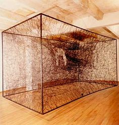 The Art of Wool – Chiharu Shiotas Studio in Berlin Contemporary Artists, Modern Art, Xavier Veilhan, Installation Art, Art Installations, Berlin, Art Sites, Display Design, Land Art