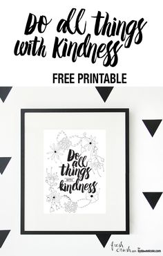 FREE Printable Do a