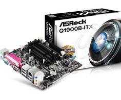 ASRock Q1900TM-ITX Atheros LAN 64 Bit