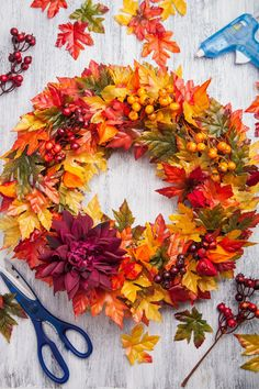 Pinterest Fall Crafts