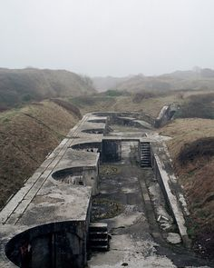 Portland, Dorset, England, 2011.  from The Last Stand - Marc Wilson  (via The Last Stand: Photographs by Marc Wilson: Places: Design Observer)