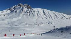 "Snowkite Camp ""Campo Imperatore"""