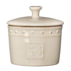 Signature Housewares Sorrento Collection 5-Ounce Stoneware Spice Jar, Ivory Antiqued Finish by Signature Housewares, http://www.amazon.com/dp/B003XJBCL6/ref=cm_sw_r_pi_dp_WQQjqb09XPHK5