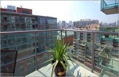 Mozo Lofts, Toronto Lofts, Terrace, Toronto, The Outsiders, Space, Loft Room, Balcony, Floor Space, Loft