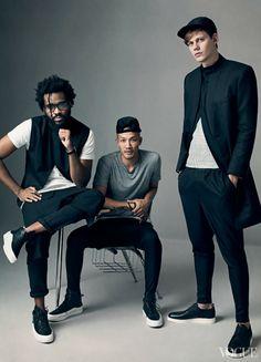 PUBLIC SCHOOL. Vogue x CFDA Fashion Fund Editorial - Generation X
