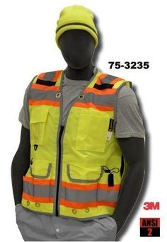 Purposeful Sfvest Reflective Waistcoat Breathable Mesh Vest Blue Yellow Vest For Summer Terrific Value Security & Protection