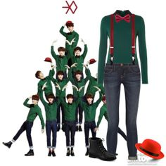 """Miracles in December"" by gd-lova on Polyvore Hope you like my creation!"