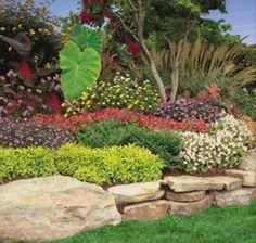 Landscaping With Boulders | Landscape Design with Rocks The Elements of Landscape Design