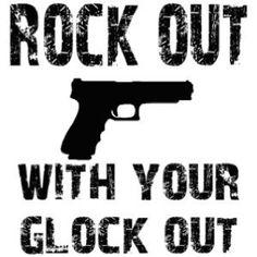 Hehe - I love my Glock 19!