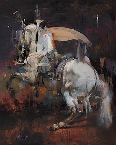 2015 - White Horse - Christian Hook