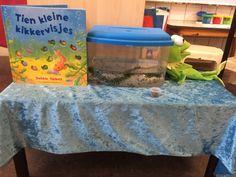 kikkervisjes - de spelende kleuter