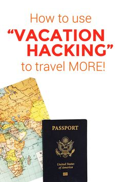 """What is """"vacation hacking"""" and how does it help you travel more? Whether you are traveling outside a full-time job, or maximizing your travel by working *while* you travel, use these tricks to feed your wanderlust to get out there and GO!"""