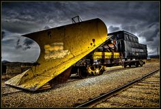 snow plowing trains in donner summit - Google Search