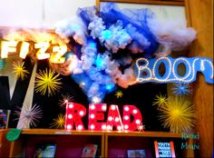OMG! It's HERE! Summer Reading! FIZZ BOOM READ