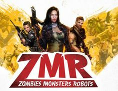 A new third person shooter title called Zombies Monsters Robots ZRM have been announced by Mercenary Ops developers Yingpei Games