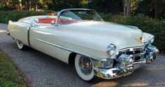 1953 Cadillac Eldorado Convertible.....the best of the fat Caddies...