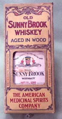 Old Sunny Brook Whiskey