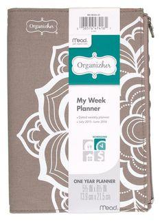 Mead Organizher My Week Planner