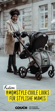 Jessyaroundthecorner macht es vor und zeigt wie stylish die Outfits von werdenden und frisch gebackenen Mamis sein können! Hier findest du tolle Outfit-Ideen für die Schwangerschaft und die Zeit danach! #fashion #mama #outfit #momstyle #COUCHstyle