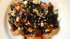 Our grad Alex Jamieson's Summer Sea Salad | Recipe | Fox News