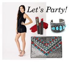 Let's Party!!! by alanna-clothing on Polyvore featuring moda, La Regale and L.A. Girl