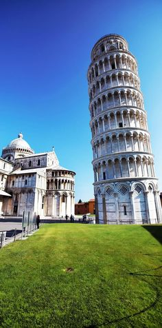 The Leaning Tower, Pisa, Italy | 45 Reasons why Italy is One of the most Visited Countries in the World