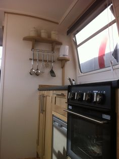 1000 Images About Boat Kitchens On Pinterest Narrowboat