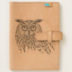Illustrated Owl Design Journal