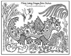 Love this site for great intricate coloring pages.  Some of my kiddos are really comforted by this type of coloring page and it makes a good reward or stress relief for them.