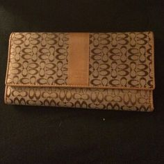 Fashion wallet Coach wallet NA Accessories