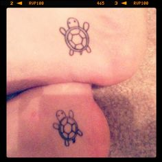 "Our matching turtles for our little ""turtlebug"" jaeden"