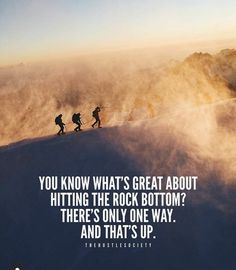 Hustle Quotes, Rock Bottom, The Rock, Motivation, Movies, Movie Posters, Film Poster, Films, Popcorn Posters