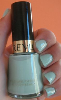 Nina's ah-mazing Blog!(:: Revlon Minted Review & Swatches