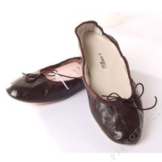 This rich chocolatey brown color is warm and enticing – what do you think, should we make it part of our permanent stock of #Porselli Ballet Flats? http://www.pierotucci.com/clothing/shoes_ballet_flats/