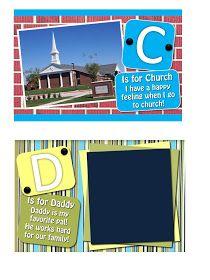 Darling Doodles: Gospel ABC's