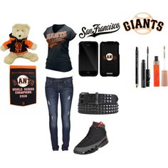 Outfit -- San Francisco Giants