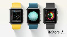 """""""Apple Watch è il compagno perfetto per uno stile di vita attivo""""."""