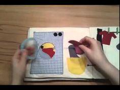 Hobium - Keçeden Aktivite Kitabı - YouTube