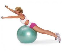 Toned Upper Back Exercises   Fitness Magazine