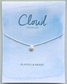 Cloud Necklace