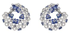 Chaumet Hortensia Collection Earrings (=)