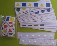 Com crianças de 3 a 4 anos, é comum que nós professores trabalhemos com cores. Ficamos o ano todo frisando nomes e relembrando as crianças seus nomes e identificação através de histórias e atividad…