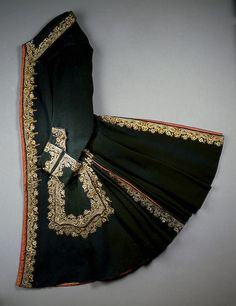Official dress of Peter I. 1720